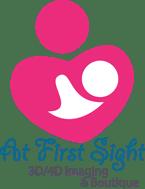 logo At First Sight - 3D/4D Elective Ultrasound - Florence, SC