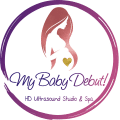 logo My Baby Debut - Chicago, IL 4D/HD Elective Ultrasound